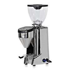 NEW Rocket Fausto Coffee Grinder Chrome