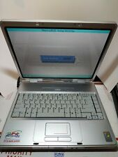 Compaq Presario M2000 unknown spec parts only, missing: HD connector, HD, Rcover
