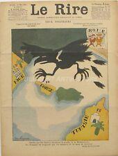 Le Rire n°378 - 1926 - Journal humoristique - Touchargues - Bouat - Don - Leroy