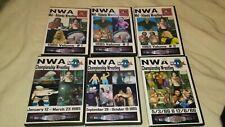 Vintage Wrestling dvds