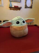 "Star Wars Mandalorian The Child Baby YODA ~ Squishmallow 20"" Inch XL SHIPS TODAY"