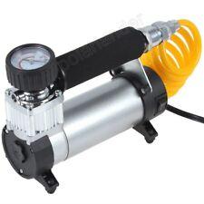 Compresor de aire 12V 100PSI Portátil Bomba de coche Inflador de neumáticos