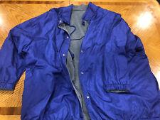 Women's 3x Reversible Jacket Windbreaker Purple/gray