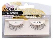 4 Pairs Andrea Modlash 70 False Eyelashes Strip Lashes Black 21310