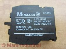 Moeller EK01C Contact Block K01C - New No Box