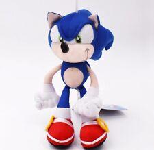 High Quality 25cm Sonic Plush Doll Toy Soft Sonic Stuffed Animals