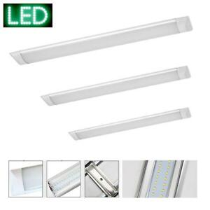 Büroleuchte LED Bürolampe Garage Werkstatt Keller Leuchte Lichtleiste Decke