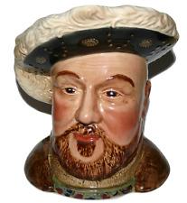 King Henry VIII Large Toby Jug 2099 Beswick Pottery Vintage Collectors Item Rare