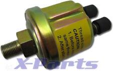 Oil pressure gauge indicator sensor display mechanical