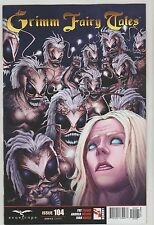 ZENESCOPE COMICS GRIMM FAIRY TALES #104 NOVEMBER 2014 VARIANT B NM
