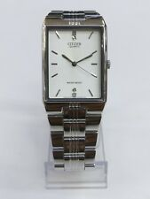 CITIZEN Water Resistant Quartz stainless steel classic Watch BA4800-52A