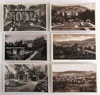 Postkarten Lot 6 alte Ansichtskarten BAD KISSINGEN Bayern Unterfranken um 1930