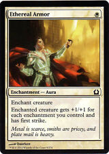 Ethereal Armor X3 Magic the Gathering Return to Ravnica Set NMint-Mint Condition