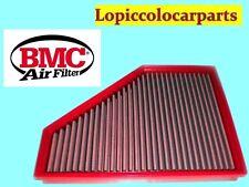 filtro aria SPORTIVO LAVABILE IN COTONE ORIGINALE BMC FB 479/20 TUNING RACING
