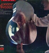 "JOHNNY WINTER ""THE PROGRESSIVE BLUES EXPERIMENT"" ORIG US 1968 VG++/VG++"
