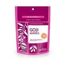 Navitas Naturals Organic Goji Berries, 1 Pound  Pouches, Antitoxidants Vitamins