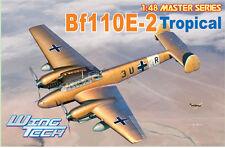DRAGON 5560 1/48 Bf-110E-2 Tropical