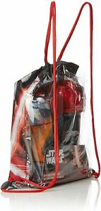 BRAND NEW STAR WARS BACKPACK TOWEL AND WATER BOTTLE GIFT SET