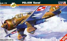 PZL 23 B KARAS (POLISH AF MARKINGS) 1/72 MISTERCRAFT HALF PRICE!