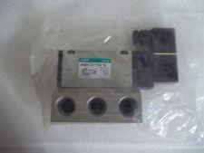 CKD 4KB410-15G-B SOLENOID VALVE  (NIB)