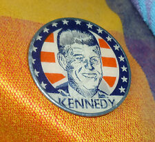 Straight from the Attic!  Vintage 1960 JFK - Johnson Flasher Campaign Button