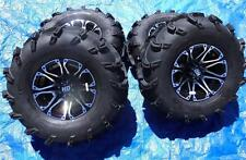 YAMAHA GRIZZLY 660 NEW   & 25X8-12   25X10-12 ITP MUD LITE XL TIRE KIT