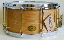 Noble & Cooley Oak Snare 14x7 Clear Oil - NEU