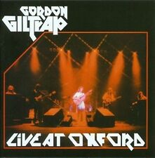 Live at Oxford by Gordon Giltrap (CD, Aug-2013, Esoteric Recordings)