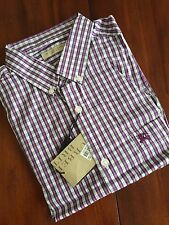 BURBERRY BRIT BRIGHT VIOLET SMALL SHIRT ( SMALL )