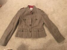 Tottie Tweed Jacket    Size 10