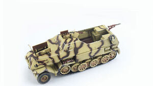 PMA P0320 SD.KFZ.8 DB10 GEPANZERTE 12T GERMAN ARMY CAMOUFLAGE in 1:72 Scale