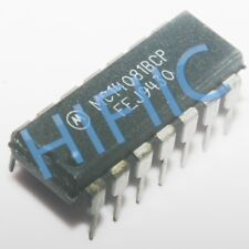 5PCS MC14081BCP B-Suffix Series CMOS Gates DIP14
