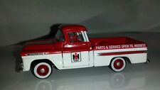 1/64 CUSTOM 1959 CHEVROLET APACHE INTERNATIONAL IH DEALERSHIP PARTS TRUCK ERTL