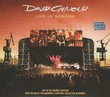 David Gilmour Live in Gdansk 2cd With Baltic Philharmonic Symphony Orchestra