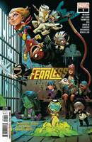 Fearless #1 (Of 4) 2nd Printing Carnero Variant (Marvel 2019)