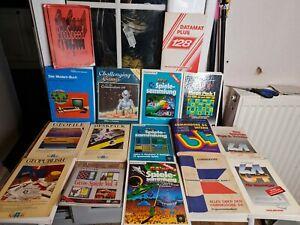 Commodore 64 C64 books -  German.