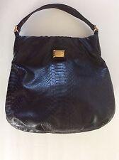 Marc by Marc Jacobs Black PVC Classic Q Hillier Single Handle Bag Vintage #1