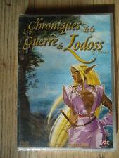 // NEUF BLISTER Chroniques de la guerre de Lodoss - Vol.2 (4 épisodes)  DVD