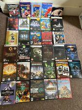 Wholesale, Joblot Video Games - PC, PS2, PS3, DS, Gamecube, XBOX, XBOX360, NES