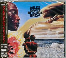 MILES DAVIS-BITCHES BREW-JAPAN 2 SACD Hybrid I98