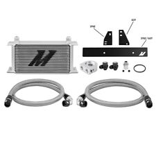 Mishimoto FIT Nissan 370Z Infiniti G37 09+, 08+ Coupe only Oil Cooler Kit Silver