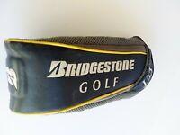 Bridgestone J33 460 Driver Golf Club Head Cover - Head Cover Only