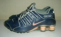 NIKE SHOX  Training Running Walking Women's Shoes Size 8 US EUR 39