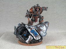ForgeWorld WDS painted Perturabo Primarch of the Iron Warriors r24