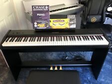 More details for ideal 4 xmas chase digital piano +3 effects pedals with padded stool