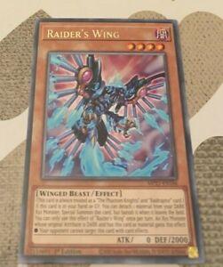 Raider's Wing Rare MP21-EN166 Nr Mint 1st Edition YuGiOh