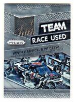 2016 Panini Prizm Racing TEAM RACE USED TIRE #RT-KH KEVIN HARVICK