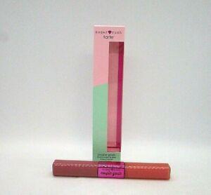 Tarte Sugar Rush Couple Goals Double-Ended Lip Gloss ~ Peace & Love ~  4.7 ml