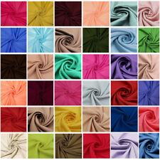 Light-weight Rayon Spandex Jersey Knit Fabric - 160 GSM - Style 13390