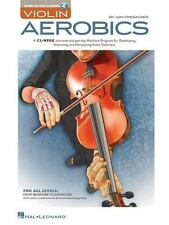 VIOLIN AEROBICS - VRIESACKER, JON - NEW BOOK